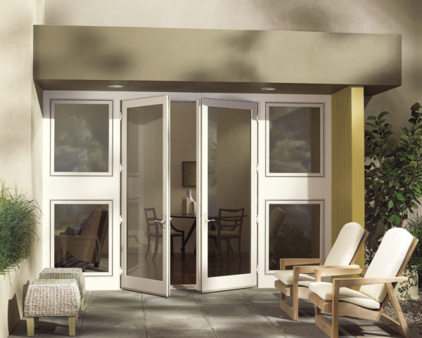 Integrity Outswing French Doors