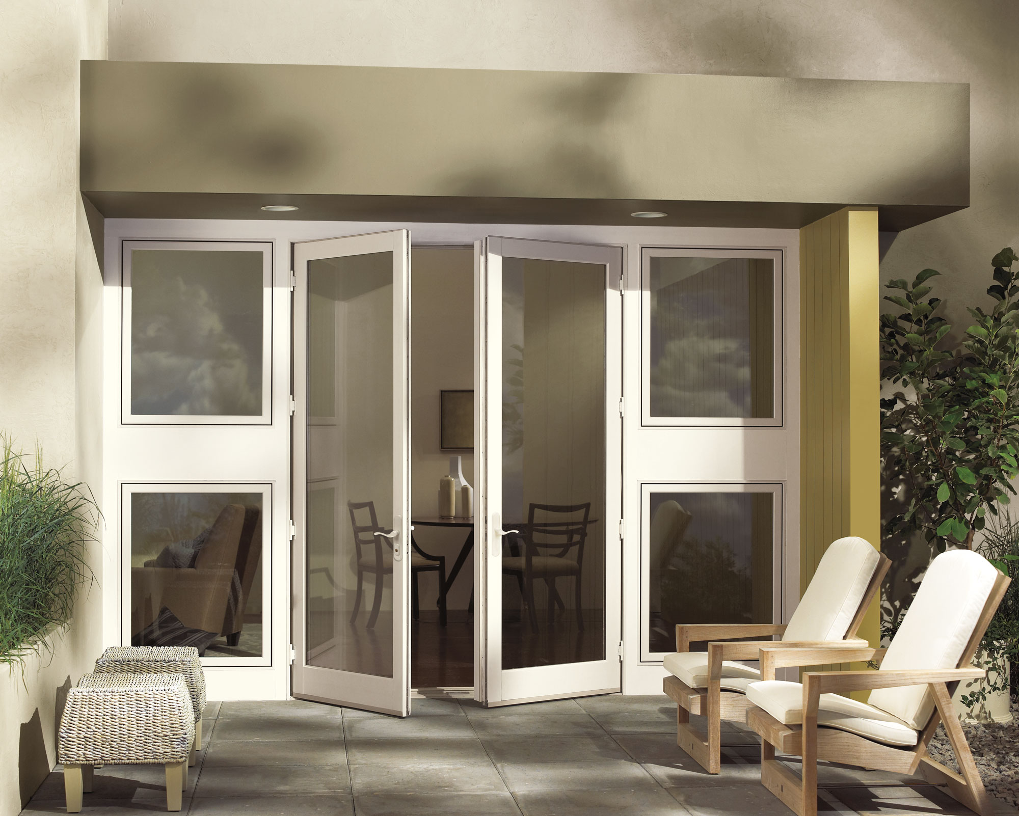Are French Doors The Right Upgrade For Your Home