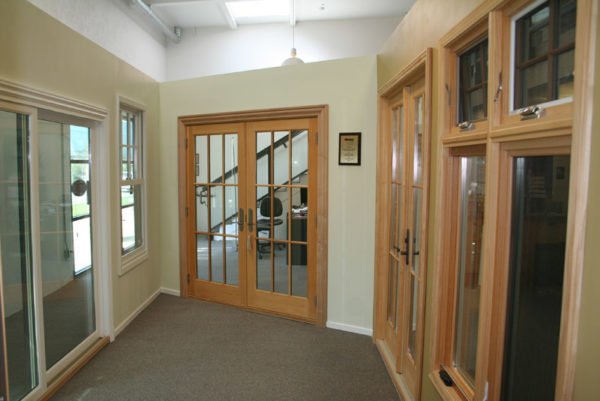 charles doors showroom